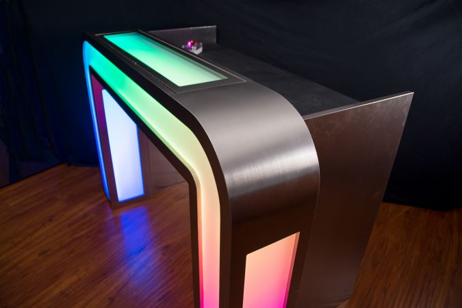 Illuminated DJ Table #199<br>6,000 x 4,000<br>Published 4 years ago