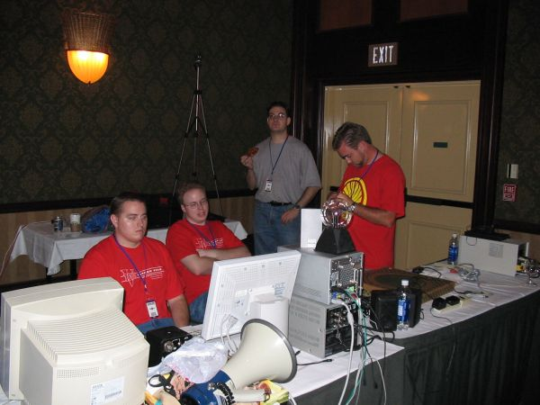 Toorcon Hacker Convention #245<br>1,600 x 1,200<br>Published 3 months ago