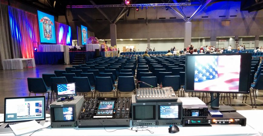 Video Production VFW Convention #321<br>4,148 x 2,154<br>Published 12 months ago