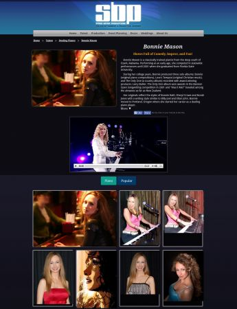 Talent Showcase WebApp #366<br>1,302 x 1,698<br>Published 4 years ago